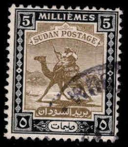 SUDAN Scott 83 used