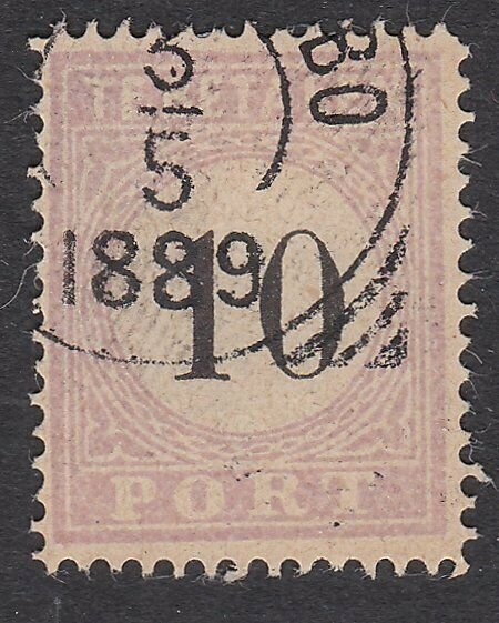 NETHERLANDS INDIES An old forgery of a classic stamp .......................C123