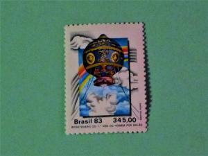 Brazil - 1897, MNH Complete. Manned Flight Bicentenary. SCV $6.00