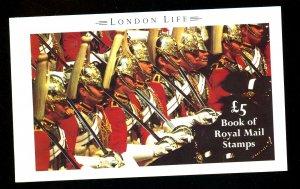 GB#BK154 MINT Booklet  Cat $38