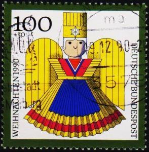 Germany. 1990 100pf+50pf  S.G.2336 Fine Used