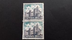 Spain 1969 Castles Used