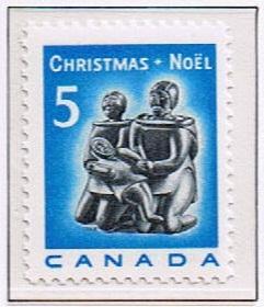 Canada Mint VF-NH #488 Xmas 5c