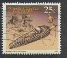 Zimbabwe SG 777 Used