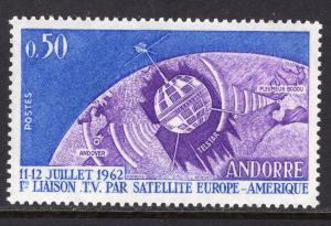 Andorra French 154 MNH VF