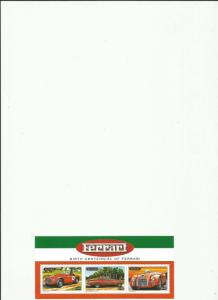 GUYANA 1998 FERRARI SCOTT 3335A MNH COMPLETE SET