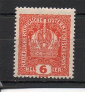 Austria 147 MNH