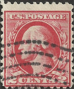 # 526 Used Carmine George Washington