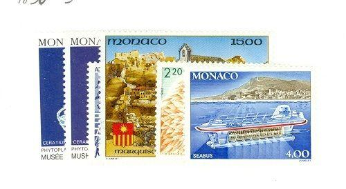 Monaco Scott 1830-1835 NH    [ID#427496]
