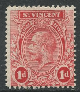 STAMP STATION PERTH St Vincent #119 KGV Definitive Issue  MNG 1921-32