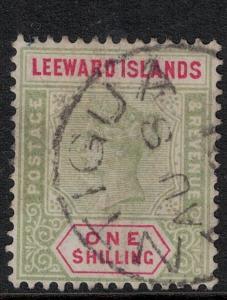 Leeward Islands 1914 SC 7 Mint Stamp SCV $62.50