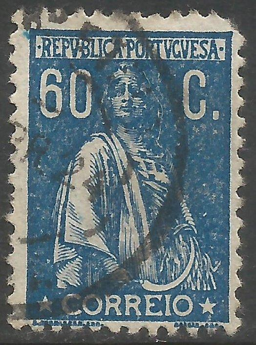 PORTUGAL CERES 296 VFU C382-2