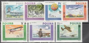 Poland #2643-9 MNH VF CV $2.60 (V2011L)