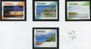 TOKELAU SELECTION OF 2004  ISSUES  MINT NH  AS SHOWN