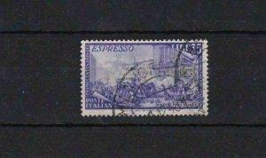 ITALY 1848 REVOLUTION 35l VIOLET  USED  STAMP  REF R 2053