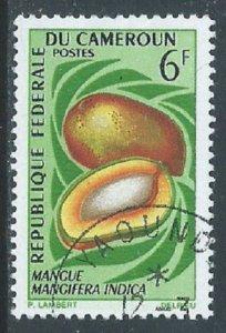 Cameroun, Sc #465, 6fr Used