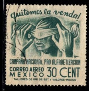 Mexico - #C153 Removing the Blindfold - Used