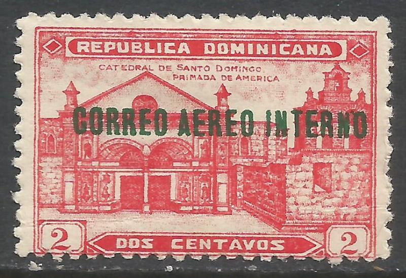 DOMINICAN REPUBLIC RC8 MOG Z6358