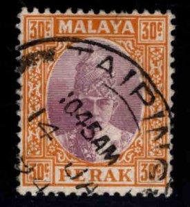 MALAYA Perak Scott 93 Used stamp