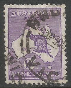 AUSTRALIA 122 VFU ROO R2-162