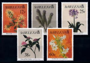 [67062] St. Helena 1994 Flora Flowers Blumen  MNH
