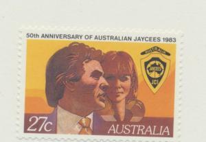 Australia Scott #870, Mint Never Hinged MNH, Jaycees Issue From 1983 - Free U...