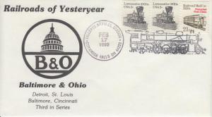 1990 Railroad - Fallspex XXVII Cuyahoga Falls OH