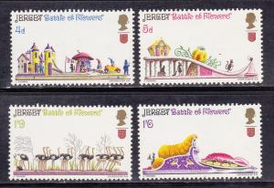 Jersey MNH 30-3 Battle Of Flowers Parade 1970