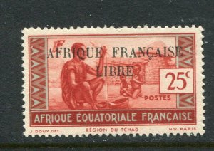 French Equatorial Africa #88 Mint