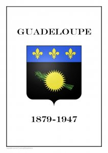 Guadeloupe 1879-1947  PDF (DIGITAL) STAMP  ALBUM PAGES