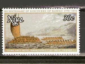 Niue 217 MNH