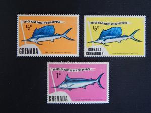 Grenada, Fish, (**)