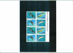 Russia - DOLPHINS - set MNH x 2