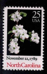USA Scott 2347 North Carolina stamp MNH**