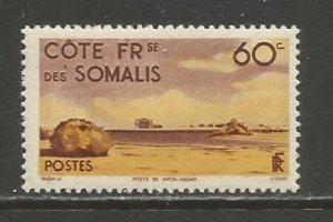 Somali Coast   #252  MNH  (1947)  c.v. $0.70