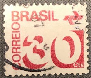 Brazil # 1253 Used