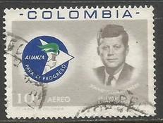 COLOMBIA C455 VFU JFK V123-3