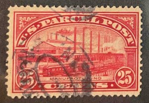US Stamps #Q9 Used Parcel Post #Q9A139