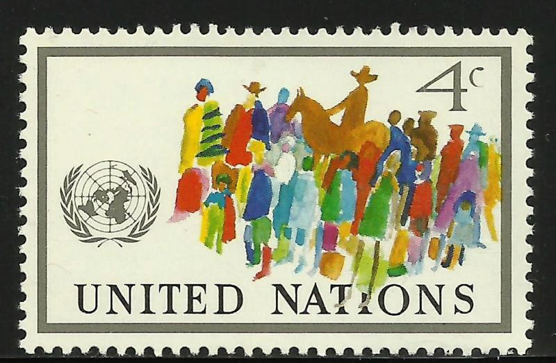 United Nations, NY 1976 Scott# 268 MNH