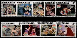 Grenada 1021-30 MNH Disney, Snow White