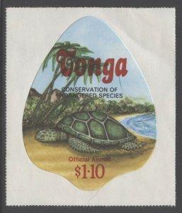 Tonga 1978 Wildlife Conservation set Sc# 444/CO152 NH