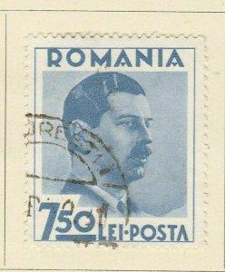 A5P51F491 Romania 1935-40 7.50l used
