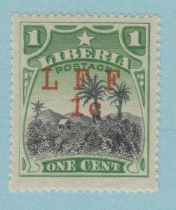 LIBERIA M3  MINT HINGED OG *  NO FAULTS VERY FINE !