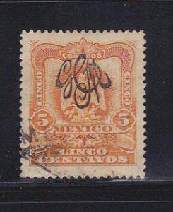 Mexico 482 U Overprint (B)