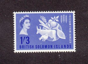 Solomon Islands Scott #109 MNH