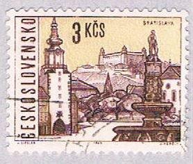 Czechoslovakia Castle 3 - wysiwyg (AP105011)