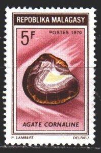 Madagascar. 1970. 612. Minerals, geology. MNH.