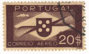 Portugal #C9 used 20$ airmail
