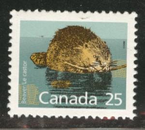 Canada Scott 1161 MNH** 25c Beaver