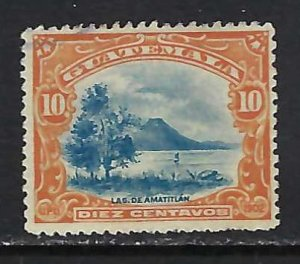 GUATEMALA 118 VFU O107